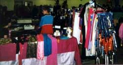 Swap Meet, New Location, Goodies and Crowds