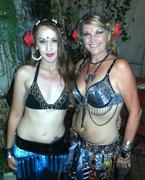 Tribal Belly Dancers