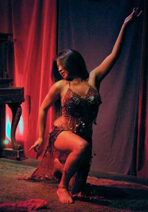 Tehani, Bellydancer, Long Beach, Fire Dancer