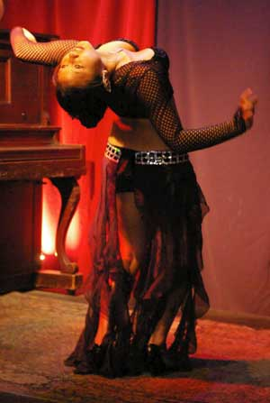 Dancing Tehani, Teaches Bellydance Classes in Long Beach, Fusion Dance