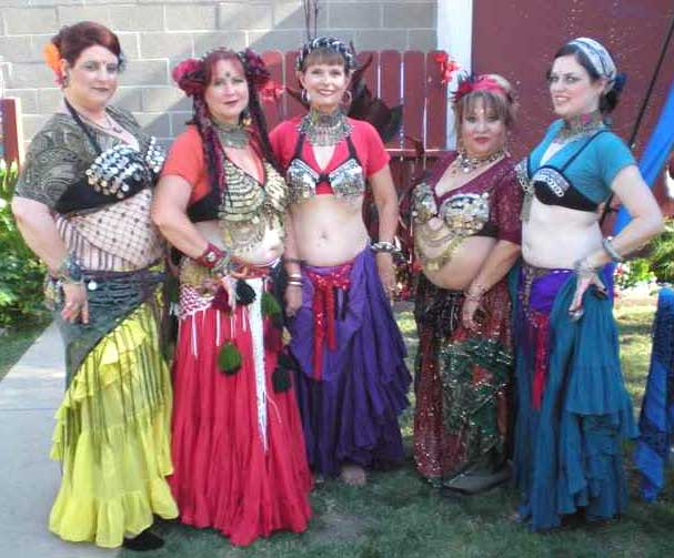 Haven Bellydance Collective Troupe