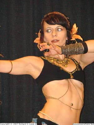 Heather Shoopman, Belly Dancer available for parties in Pasadena, California