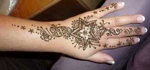 Hand Design 2, by Karina, Henna Tattoo