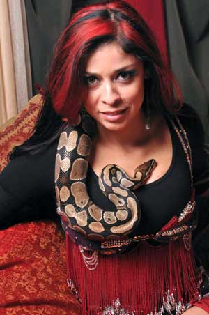 Katia Snake Dancer