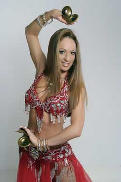 Rachel George Bellydance Classes in Los Angeles