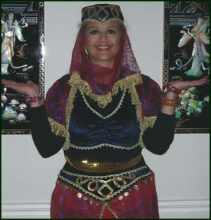 Zelena, Belly Dance Teacher in Lancaster, Los Angeles, and Ridgecrest, CA
