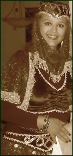 Zelena, Bellydancer in Los Angeles, Lancaster and Ridgecrest, California